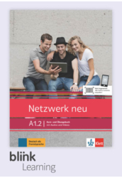 Netzwerk neu A1 Kursbuch Digitale Ausgabe mit LMS Tanulói verzió