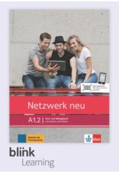 Netzwerk neu A1.2 Kursbuch Digitale Ausgabe mit LMS Tanári Verzió