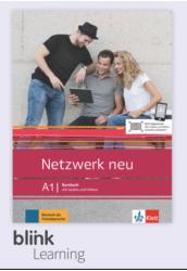 Netzwerk neu A1 Übungsbuch Digitale Ausgabe mit LMS Tanári verzió