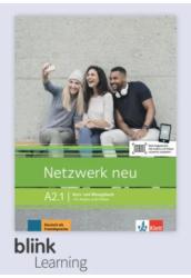 Netzwerk neu A2.1 Kursbuch Digitale Ausgabe mit LMS Tanári verzió