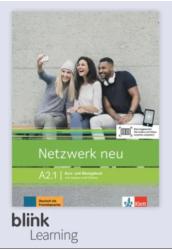 Netzwerk neu A2 Übungsbuch Digitale Ausgabe mit LMS Tanári verzió