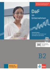 DaF im Unternehmen B2 Intensivtrainer