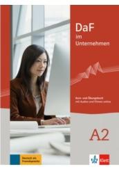 DaF im Unternehmen A2 – Kurs- und Übungsbuch (+MP3 Code)