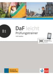 DaF leicht B1 Prüfungstrainer