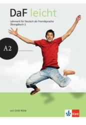 DaF leicht Übunsgbuch 2 mit DVD-ROM