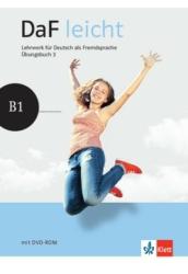 DaF leicht Übunsgbuch 3 mit DVD-ROM