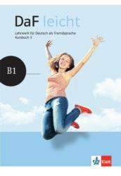 DaF leicht Kursbuch 3