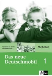 Das neue Deutschmobil 1. Munkafüzet