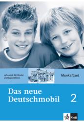 Das neue Deutschmobil 2. Munkafüzet
