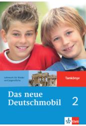 Das neue Deutschmobil 2. Tankönyv