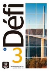 Défi 3  Livre de l'éleve et CD audio