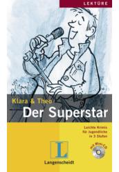 Der Superstar - Könnyített krimik fiataloknak