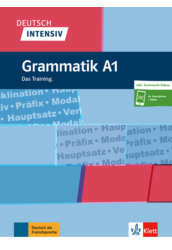 Deutsch Intensiv Grammatik A1 Das Training.