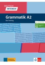 Deutsch Intensiv Grammatik A2 Das Training.