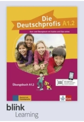 Die Deutschprofis A1.2 Übungsbuch - Digitale Ausgabe mit LMS - Tanári verzió