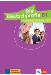 Die Deutschprofis B1 Medienpaket