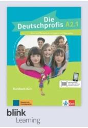 Die Deutschprofis A2.1 Kursbuch - Digitale Ausgabe mit LMS - Tanulói verzió
