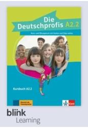 Die Deutschprofis A2.2 Kursbuch - Digitale Ausgabe mit LMS - Tanulói verzió