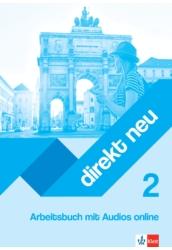 Direkt Neu Arbeitsbuch 2 mit Audios online