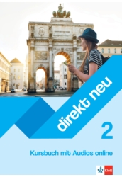 Direkt Neu Kursbuch 2 mit Audios online