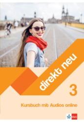 Direkt Neu Kursbuch 3 mit Audios online