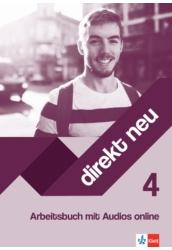 Direkt Neu Arbeitsbuch 4 mit Audios online