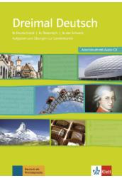 Dreimal Deutsch Arbeitsbuch Neu