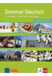 Dreimal Deutsch Lesebuch Neu