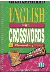English with Crosswords 1 Elementery