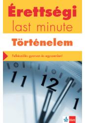 Érettségi Last minute - Történelem