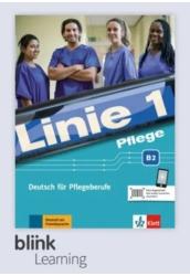 Linie 1 Pflege B2 Digitale Ausgabe mit LMS Tanári verzió