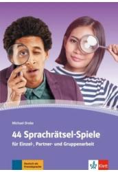 44 Sprachrätsel Spiele