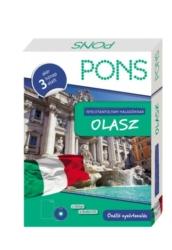 PONS Nyelvtanfolyam haladóknak – Olasz
