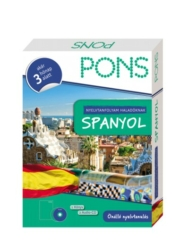 PONS Nyelvtanfolyam haladóknak – Spanyol