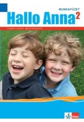 Hallo Anna 2 Munkafüzet online audiomelléklettel