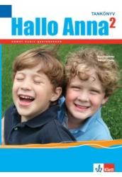 Hallo Anna 2 Tankönyv online audiomelléklettel