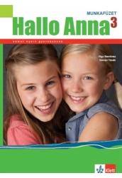 Hallo Anna 3 Munkafüzet online audiomelléklettel