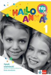 Hallo Anna Neu 1 Képes szókártyák