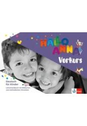 Hallo Anna Vorkurs Lehrerhandbuch mit Bildkarten und Kopiervorlagen und CD Rom