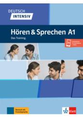 Deutsch Intensiv Hören und Sprechen A1 Das Training.
