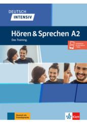 Deutsch Intensiv Hören und Sprechen A2 Das Training.