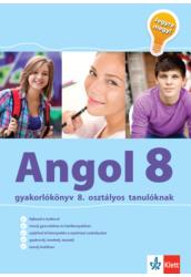 Angol Gyakorlókönyv 8 - Jegyre Megy