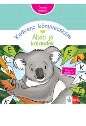 Kedvenc könyvecském  Óvodai fejtörők   Állati jó kalandok