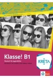 Klasse! B1 - Kréta rendszerbe feltölthető tanmenetjavaslat 12. évfolyam