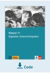 Klasse! A1 Digitales Unterrichtspaket