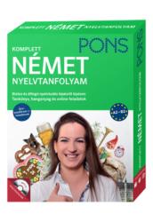 PONS Komplett Német Nyelvtanfolyam A2-B2