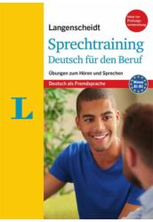 Langenscheidt Sprechtraining Deutsch für den Beruf