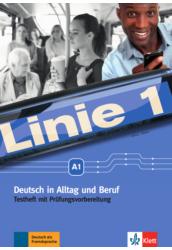 Linie 1. A1 Testheft mit CD