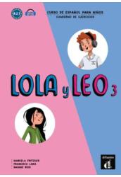 Lola y Leo 3. Cuaderno de ejercicios