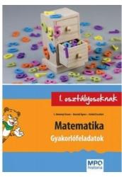 Matematika – Gyakorlófeladatok 1. osztályosoknak